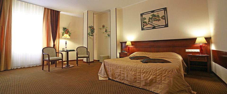 Номер в гостинице в Сочи - Санремо